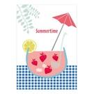 FZYP078 |  You've Got Post | Summertime - Postkarte  A6