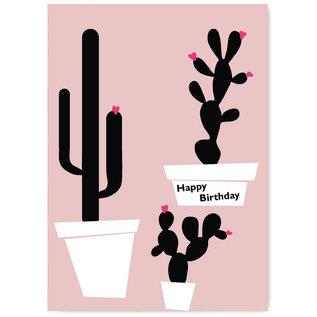 FZYP070 |  You've Got Post | Happy Birthday - Postkarte  A6