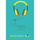 cc173 | Postkarte  - Happy Birthday Mix