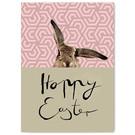 FZ-Y-11713    Youve Got Post   Hoppy Easter - Postkarte  A6