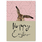 FZYP062 |  Youve Got Post | Hoppy Easter - Postkarte  A6