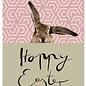 FZYP062 |  Youve Got Post | Hoppy Easter - Postkarte  A6