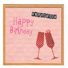 FZ-GS-91601    Der Gute Schein   Happy Birthday Voucher - gift card  A6
