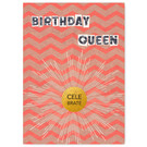FZ-DK-76005 |  Dot.Komm | Birthday Girl - wood pulp board A6