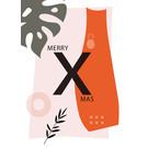 FZ-X-28101 | Merry X-Mas - postcard A6