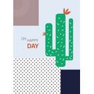 FZ-F-28001 |  Feel.Free | Oh Happy Day - postcard A6