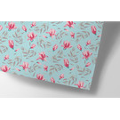cc734 | magnolias - wrapping paper