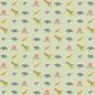 cc735   Dinos -  Geschenkpapier Bogen 50 x 70 cm