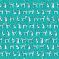 cc738 | dalmatians - wrapping paper Bogen 50 x 70 cm