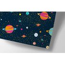 cc739 | cosmos - wrapping paper