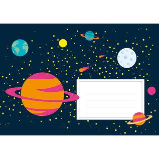cc629 | crissXcross | Kosmos - Briefumschlag Set  C6