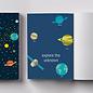 cc407   crissXcross   cosmos - notebook DIN A5