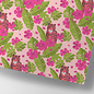 ha707 | happiness | tiger - wrapping paper Bogen 50 x 70 cm