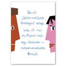 FZ-Y-11518 |  You've Got Post | Lactose/Intoleranz - Postcard A6