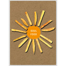 FZ-TO-68004    Time Out   Soul food - wood pulp cardboard A6