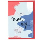 FZ-O-38005 | Oh Happy Day | Best Man Age - folding card A6