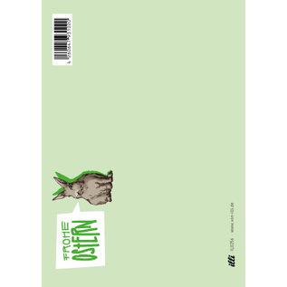 IL0256 | illi | Olie - Frohe Ostern  - Postkarte A6