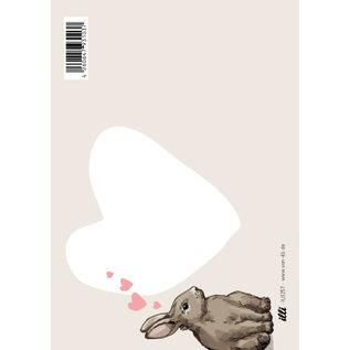 IL0257 | illi | Tinba - Postkarte A6