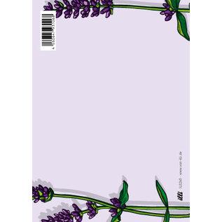 IL0260 | illi | Lavender - Post Card A6