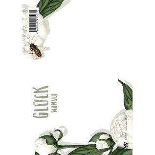 IL0261 | illi | Peoni - Post Card A6