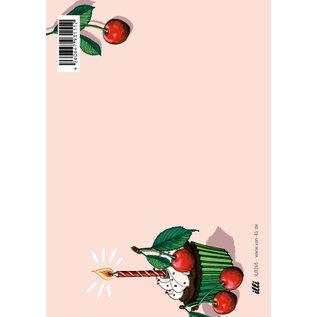 IL0265 | illi | Totoffi  - Postkarte A6