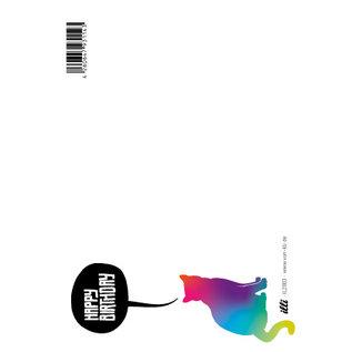 IL2003 | illi | Madubi | Tica - Postkarte A6