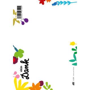IL2008   illi   Madubi   Mahalo - Postkarte A6