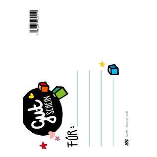 IL2009 | illi | Madubi | Kupo - Postkarte A6