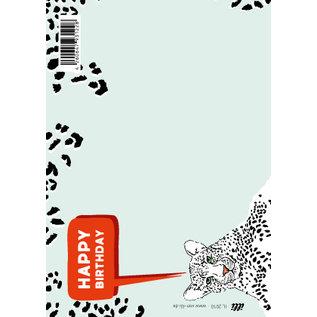 IL2010 | illi | Madubi | Fimbo - Postkarte A6