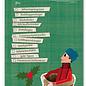 FZYPX11    Xmas Karten   Nikolausgrüße für Jungs - Postkarte  A6