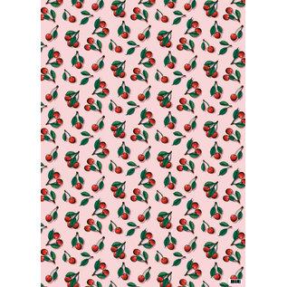 il7044   illi   Kirku  - Geschenkpapier Bogen 50 x 70 cm