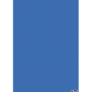 il7048   illi   Topi blau-lila - Geschenkpapier Bogen 50 x 70 cm