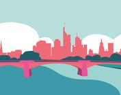 bon voyage - Frankfurt