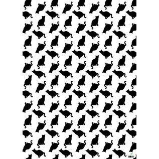 il7042 | illi | Lupa - wrapping paper Bogen 50 x 70 cm