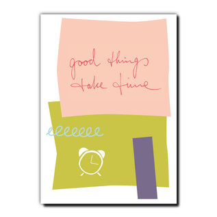 FZPA003 | Pastellica | good things... - Postkarte A6