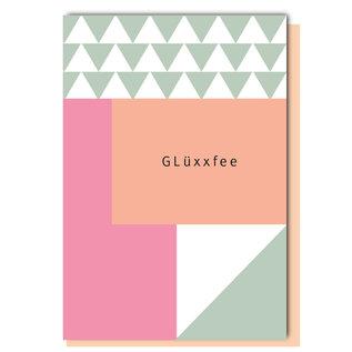 FZ-GE-008 |  Geometric | Glüxxfee - folding card