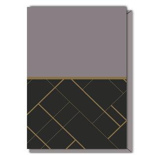 FZTH-006 |  Think | Folding Card