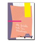 FZPA002 | Pastellica | Alle Gerüchte... - Postkarte A6