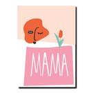 FZPA017 | Pastellica | MAMA - Postkarte A6
