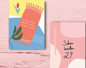 "Post Cards  |  Series  ""Pastellica"""