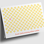 gx308   Graphixx  Zum Geburtstag alles Liebe - folding card  C6