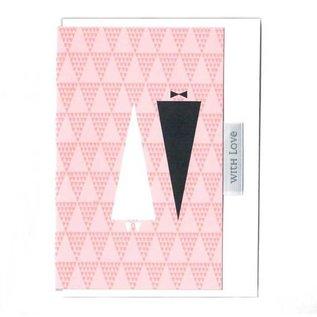 FZLB012 |  Lability | Marriage - folding card A6