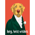 cc188 | crissXcross | Dog - Postkarte A6