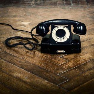 b061 | brocante | Telephone - postcard A6