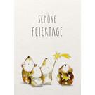 tgx506 | Tabea Güttner | Schöne Feiertage - Postkarte A6