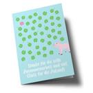 lucky cards lc503 | lucky cards | Viel Glück - folding card A5