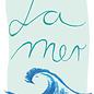 fzpa034 | Pastellica | La Mer - Postkarte A6