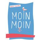 fzpa037 | Pastellica | Moin Moin - Postkarte