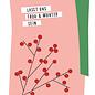 fzpa041 | Pastellica | Lasst uns froh und munter sein - Postcard A6