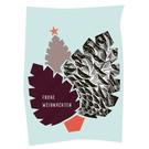 fzpa046 | Pastellica | Zapfen - Postkarte
